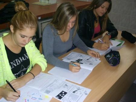 Ekolozi Srednje škole Mate Blažine u Europskom tjednu mobilnosti