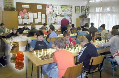 U pojedinačnom kadetskom prvenstvu Istre u šahu i dalje u vodstvu Labinjani