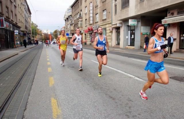 Barbara Belušić izvrsna četvrta na Zagrebačkom maratonu