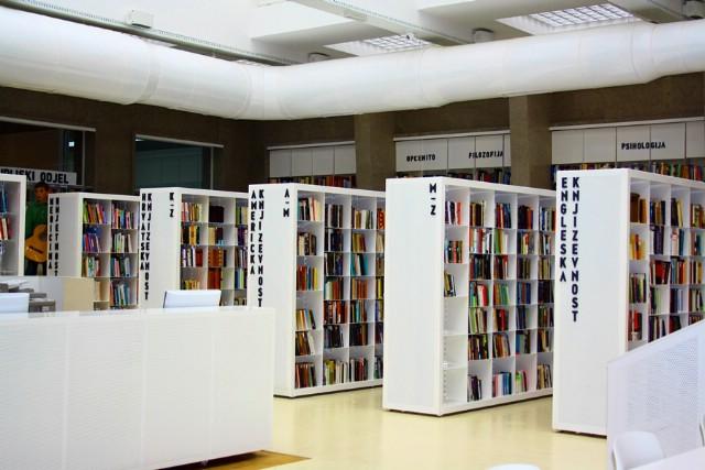 U bivšim rudarskim prostorima otvoren novi rudnik, rudnik kulture [Fotografije] / Labin: Novom knjižnicom u Mjesec hrvatske knjige