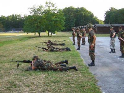 Promocija civilno-vojnog školovanja u srijedu u Srednjoj školi Mate Blažine