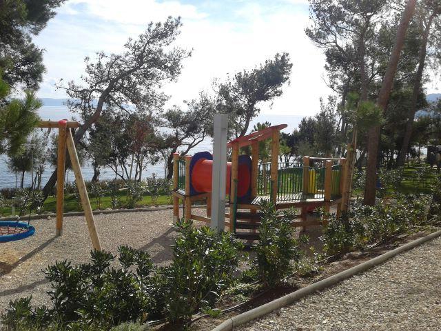 Otvorenjem novog hotela Valamar Sanfior Hotel & Casa Labinjani dobili novo dječje igralište