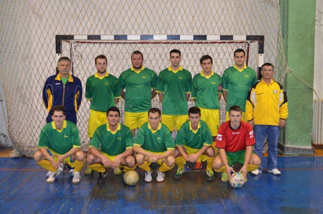 Malonogometaši Albone fenomenalnom predstavom protiv Lošinja otvorili prvenstvo 2.HMNL - Zapad