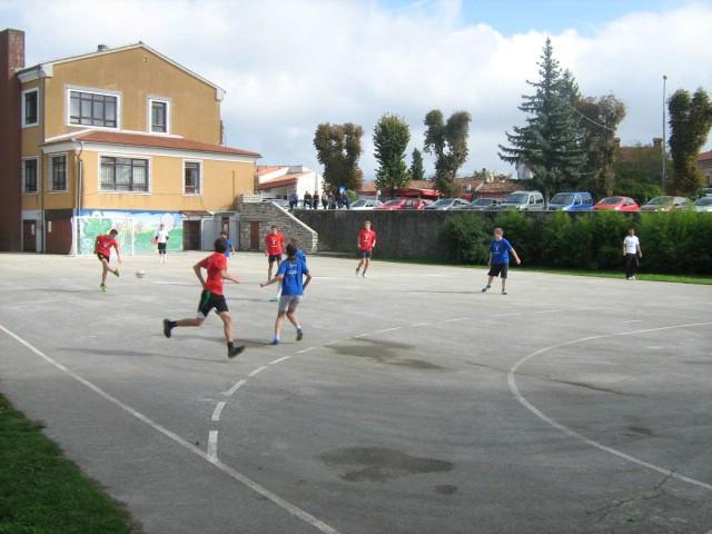 6. Olimpijada Osnovnih škola Labinštine: Održane kvalifikacije u malom nogometu