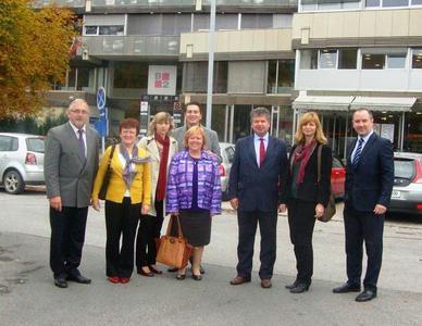 Održana završna konferencija EU LdV projekta SELPRAF U Ljubljani - polaznici zavoda za zapošljavanje u Labinu zadovoljni projektom