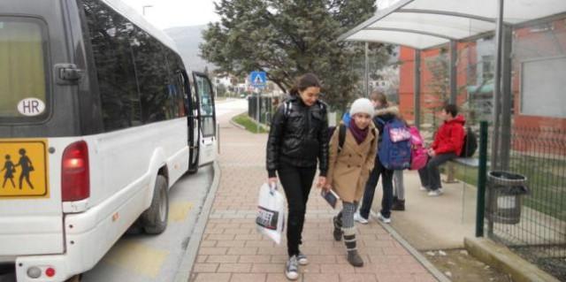 Kršanskim đacima prijevoz za sto kuna