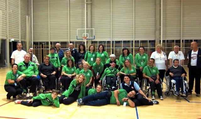 Lari Dabić bronca na Prvenstvu Hrvatske u boćanju osoba s invaliditetom
