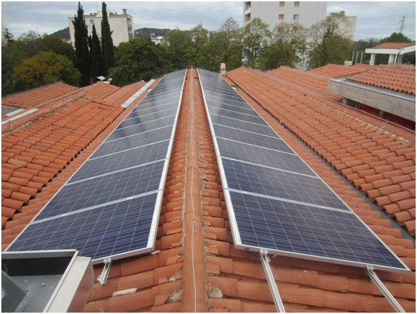 Započela izgradnja sunčane elektrane na dječjem vrtiću Pjerina Verbanac u Labinu