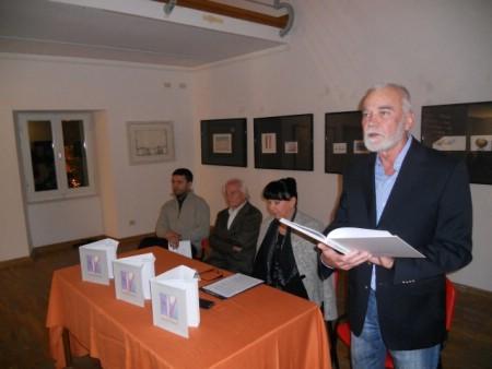 Mediteran u riječima pjesnika Pernića i crtežima slikara Diminića