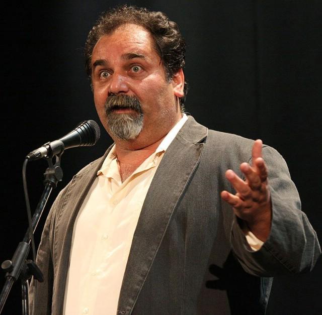 Kino Labin: Stand-up komedija Željka Pervana `Na rubu Europe` u nedjelju 17.11. 2013. u 20 sati