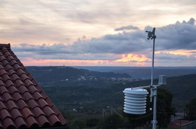 Okolica Labina bogatija za još jednu meteorološku postaju - Ripenda Vicani on line