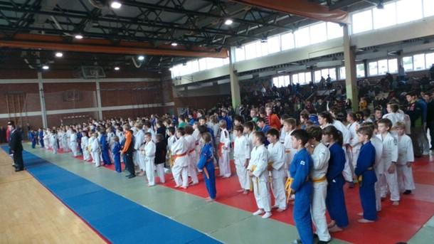 Mladi labinski judaši uspješni na Međunarodnom judo turniru u Jastrebarskom `Jaska 2013` za dječake od 2001. do 2005. godine