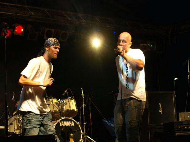 Labinska rap/hard rock grupa We Stand United u Buci nad gradom