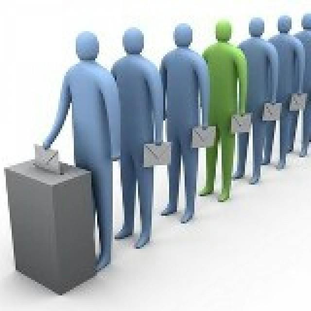 Određena biračka mjesta na području Grada Labina