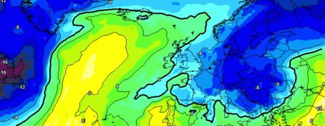 Počekom idućeg tjedna stiže jako zahlađenje, temperature zraka padaju ispod siječanjskog prosjeka!