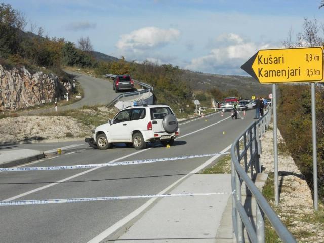 Poginuo motociklist na cesti Plomin-Brestova