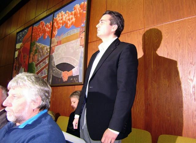 Daniel Mohorović prisegnuo za labinskog gradskog vijećnika