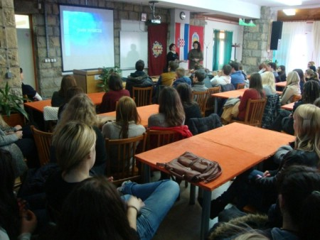Održano predavanje povodom Svjetskog dana borbe protiv AIDS-a