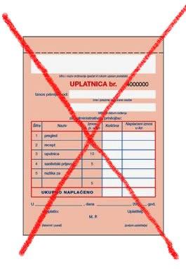 Nakon 4. travnja nema više administrativne pristojbe