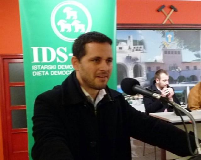 Danijel Fonović ostaje na čelu raškog IDS-a