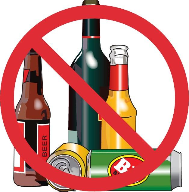 Labin: U petak 13. , Party bez alkohola