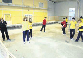 Ništa od zimske boćarske lige Labinštine: Sportska dvorana kao skladište