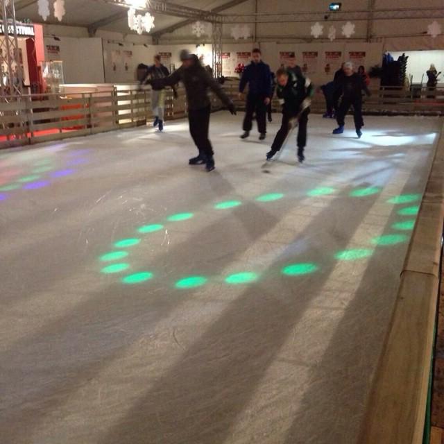 ICE FEVER - hokejaški spektakl u Labinu