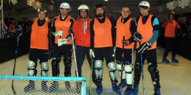 Hokej na ledu - novi sport u Labinu