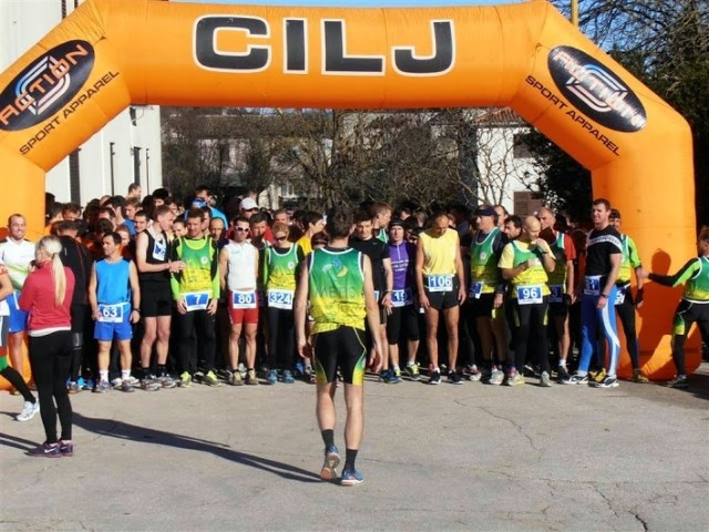 Robi Juričić vodeći nakon drugog kola Soucony Istarske zimske lige u trčanju