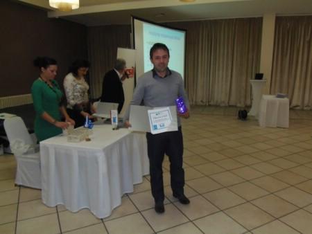 Grad Labin dobitnik nagrade za najbolje organizirani projektni dan Plave zastave u RH za 2013. godinu