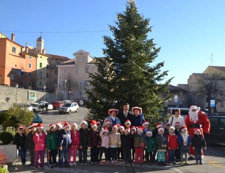 Djed Mraz u našem gradu