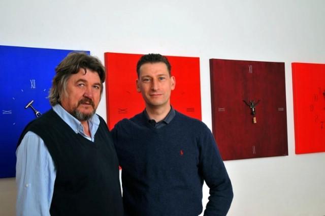 Axel Becker zatvorio ovogodišnju izložbenu sezonu u galeriji Alvona