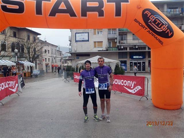 Robi Juričić iz Kapelice i dalje vodeći u Istarskoj zimskoj ligi u trčanju