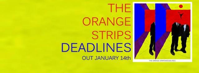 Novi album The Orange Stripsa izlazi sljedeći tjedan