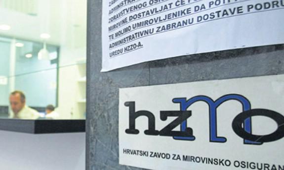 UO Labin: Od 1. siječnja 2014. rok za podnošenje prijava/odjava na mirovinsko osiguranje je 24 sata