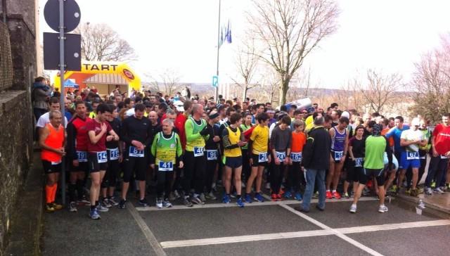 U Svetom Petru u Šumi održano 5. kolo Saucony Istarske zimske lige u trčanju