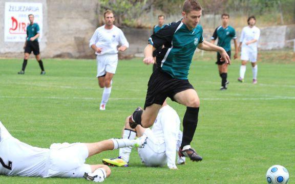 Prijateljska nogometna utakmica: NK Istra 1961.(juniori)-NK Rudar 3:1(1:0)