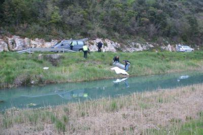Most Raša: U teškoj prometnoj nesreći poginuo Kristijan Milotić iz Pule, suvozačica  u životnoj opasnosti