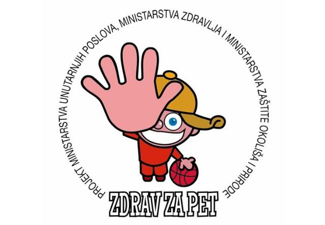 """Projekt """"Zdrav za 5"""" u Osnovnoj školi Vitomir Širola Pajo Nedešćina"""