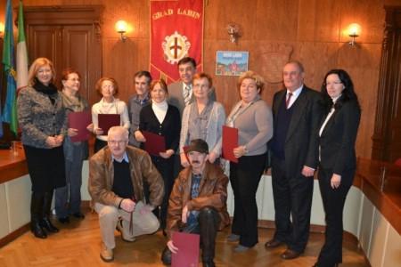 Polaznici informatičkog tečaja uspješno savladali program osposobljavanja