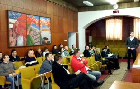 Održana prezentacija Jamstvenog programa IDA-e i HBOR-ovih kreditnih programa