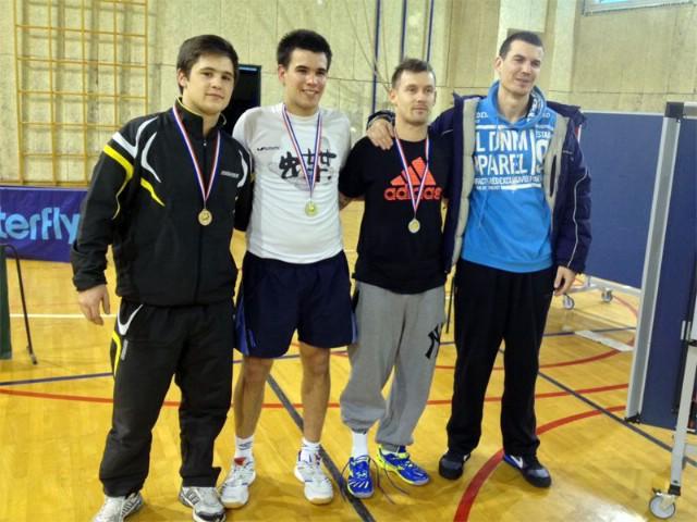 Trojica članova STK Brovinje osigurala plasman na Prvenstvo Hrvatske u stolnom tenisu u kadetskoj i seniorskoj konkurenciji