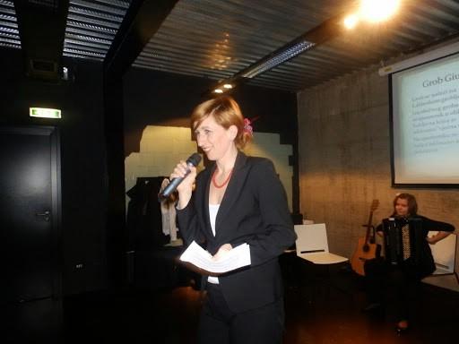 Održana glazbeno poetska večer Giuseppini Martinuzzi  u čast