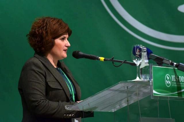 Raška načelnica Glorija Paliska Bolterstein potpredsjednica IDS-a