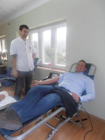 Na akciji dobrovoljnog darivanja krvi u Koromačnu prikupljeno 36 doza krvi