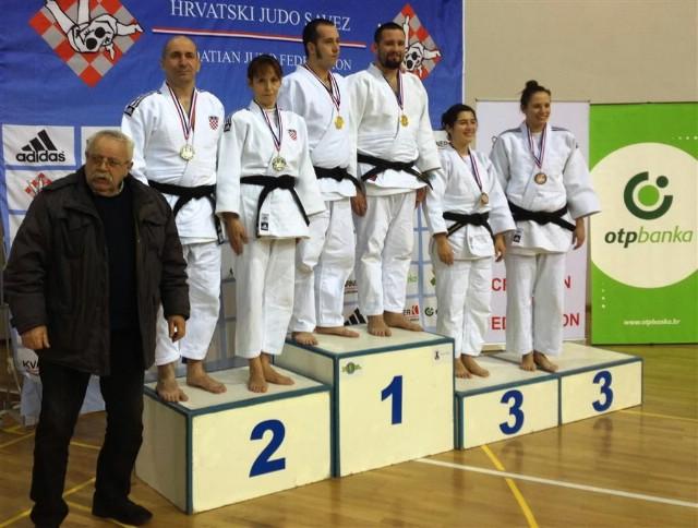 Labinski judaši i treneri, braća Danijel i Vedran Pizentić državni prvaci u katama