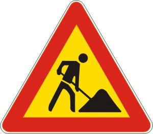 Obavijest o regulaciji prometa u Istarskoj ulici - Sanacija stijena na raskrižju kod Gradskog stadiona - `Poligon`