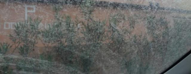 """""""Prljava kiša"""" jutros padala diljem Istre i Kvarnera"""