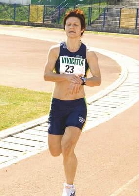 Barbara Belušić četvrti put uvjerljiva pobjednica na uličnoj atletskoj utrci »Vivicitta 2008«