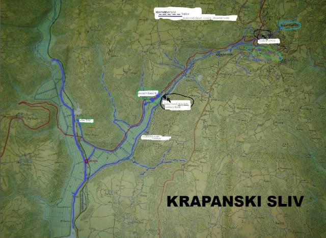 Idejni projekt zaštite izvora pitke vode Fonte Gaia – Kokoti te izvorišta Dunišnice s projektom odvodnje i kanalizacije Labina, Raše i okolnih naselja (Dostupno za preuzimanje)